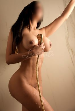 Beautiful Colombian masseuse and escort