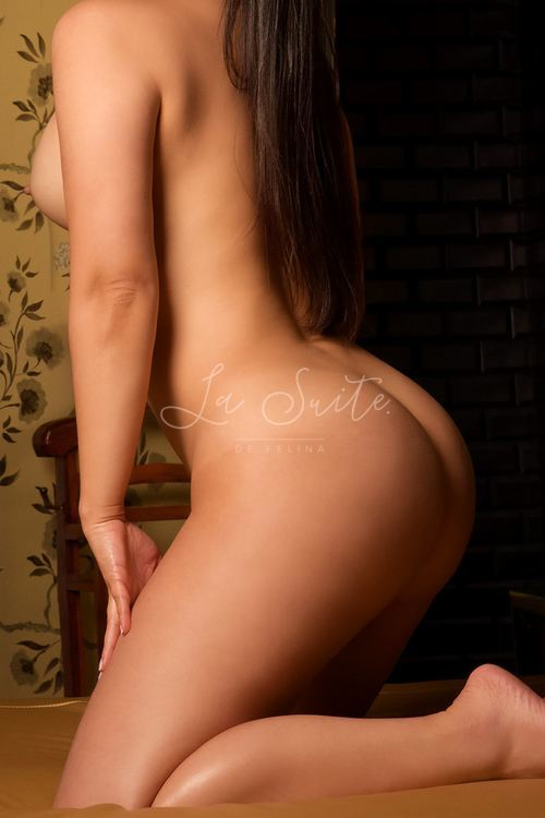 Luxury escort for anal sex in Barcelona: Catalina